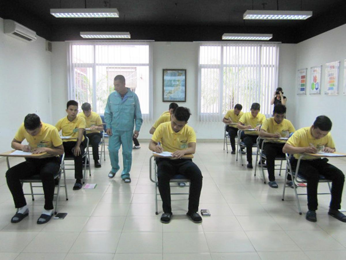 技能実習生・外国人特定技能生受け入れの様子1
